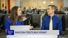 PAYC Tests Buy Point
