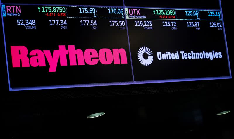 News post image: UTC, Raytheon deal wins U.S. antitrust approval, with divestitures