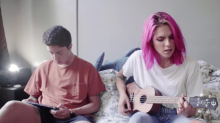 Caly Bevier discusses music, relationships and moving on