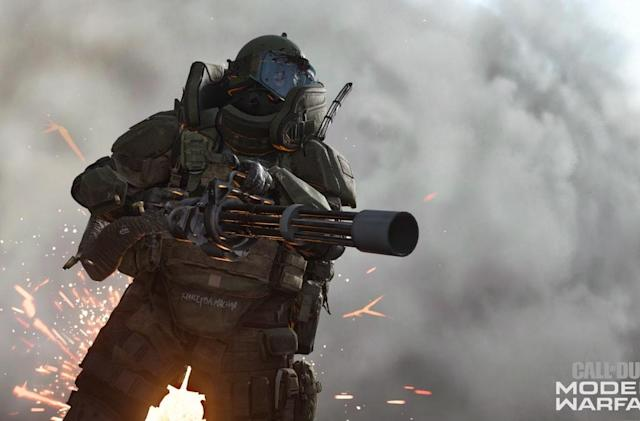 'Call of Duty: Modern Warfare' prepares for its first battle pass