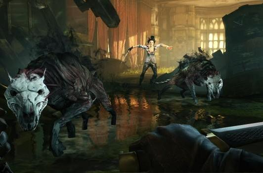 A raspy Daud sets up Dishonored's 'Brigmore Witches' DLC
