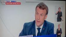 Couvre-feu: Macron tente d'amortir les conséquenceséconomiques