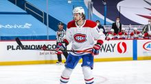 Montreal Canadiens lines from practice: Josh Anderson out, Michael Frolik in?