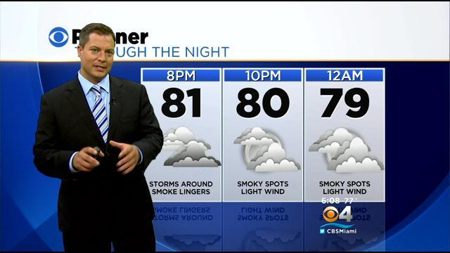 CBS4 Weather @ Your Desk 6-9-14 8:30 PM