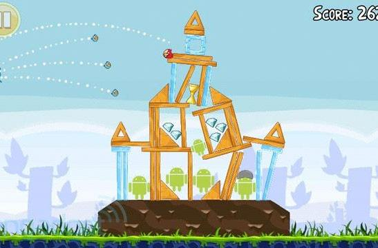 Rovio feels the burn of Android fragmentation, plans 'light' version of Angry Birds