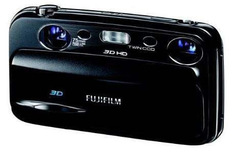 Fujifilm FinePix Real 3D W3 reviewed, deemed a worthy W1 successor for slightly less early adopters