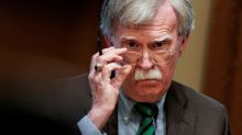 Trump's threat to muzzle Bolton could undermine constitution, experts say