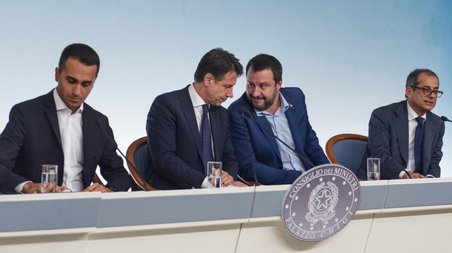El órdago de Italia a Europa que hace temblar los cimientos de la UE