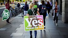 Abortion rights victory looks likely in Ireland