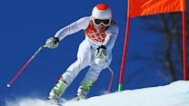 Downhill course provides toughest test of year