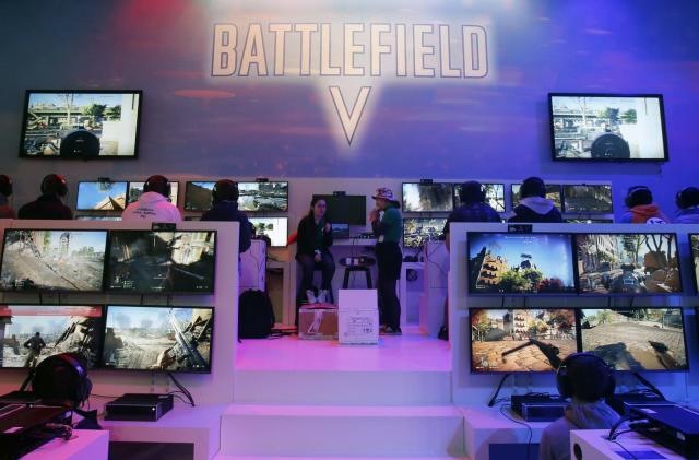Updated 'Battlefield V' roadmap teases Pacific theater combat