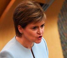 Nicola Sturgeon denies Dominic Cummings's claim that she pushed to delay quarantine plan