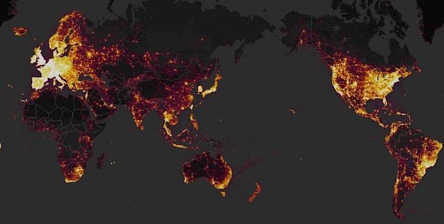 Strava simplified how to opt out of its heat map data collection