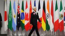 El FMI forzado a escoger un reemplazante de Lagarde