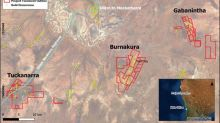Monument Announces Joint Venture Arrangement for the Tuckanarra Project in Western Australia