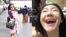 沒偶像包袱的小s搞笑示範「雙下巴運動」女生快點一起跟著小s做吧!