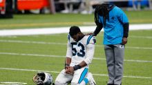 Injuries have caught up with Panthers' defense