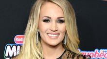 Carrie Underwood Beams on Radio Disney Music Awards Red Carpet