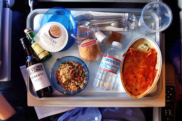 飛機餐其實有多種隱藏菜單 (圖/travelchannel)