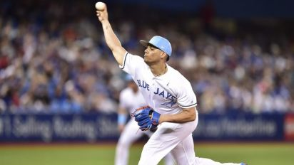 Blue Jays' Roberto Osuna shows admirable courage speaking out on his anxiety