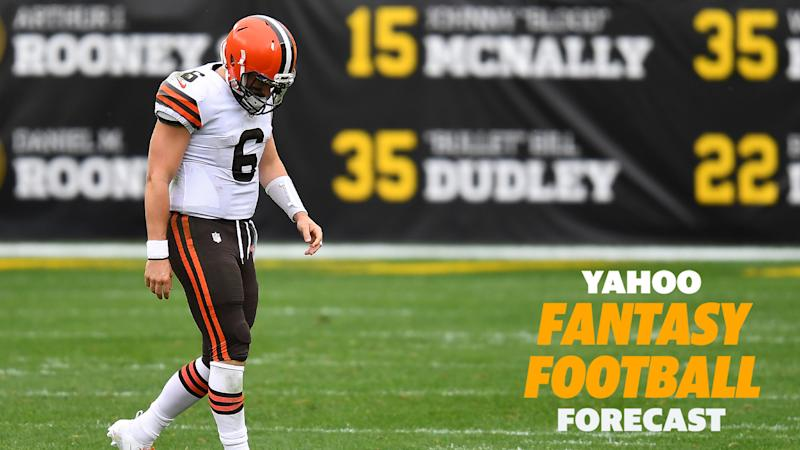 Week 7 Fantasy Preview: Is Baker Mayfield a game manager?