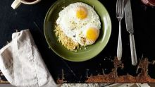 Ultimate Cheesy, Eggy Breakfast Requires Just 2 Ingredients