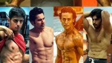 A shirtless Salman, 52 can give any young actor a run for their money