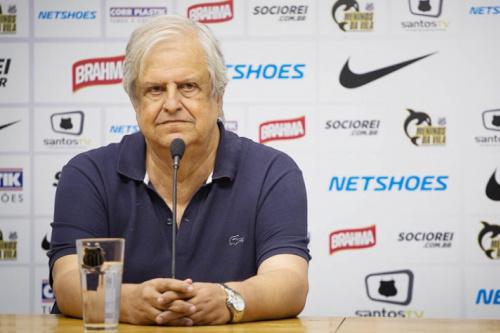 Modesto fala sobre adversário do Santos na Copa-BR: 'Não veio à toa'