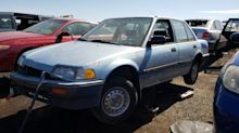 Junkyard Gem: 1989 Honda Civic DX Sedan With 308k Miles