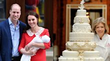 Kate Middleton and Prince William Will Serve Their Wedding Cake at Prince Louis' Christening