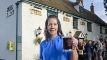 Woman visits all 656 Red Lion pubs in Britain
