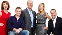 Grant Denyer stripped naked on Sunrise to 'offend' Melissa Doyle