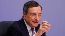 Euro zone yields up as ECB speculation mounts