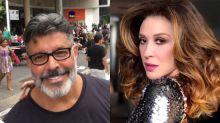 Alexandre Frota detona ex-mulher Claudia Raia: 'Come o marido'