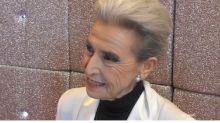 """GF Vip, Barbara Alberti torna nella casa: """"Sono pronta al crimine!"""""""