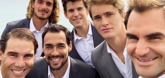 'Pic of the year': Fans erupt over Roger Federer selfie