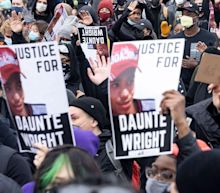 Daunte Wright's aunt said she doesn't believe the officer who killed him mixed up her gun with her Taser