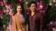 Top Cricketers at Akash Ambani's Star-Studded Wedding