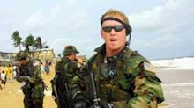 Former US Navy Seal Robert O'Neill describes the moment he 'shot dead Osama bin Laden'