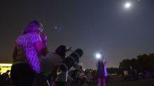 Único eclipse total lunar do ano poderá ser visto nesta madrugada