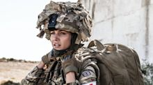 Here's a (very brief) first look at Our Girl series 3