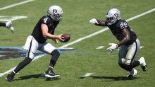 Raiders' Josh Jacobs has chance to end impressive streak by Saints' D