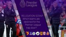 Premier League relegation battle: Who stays up and who goes down?