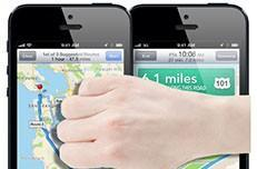 Alternatives to iOS 6's Maps app for navigation and search