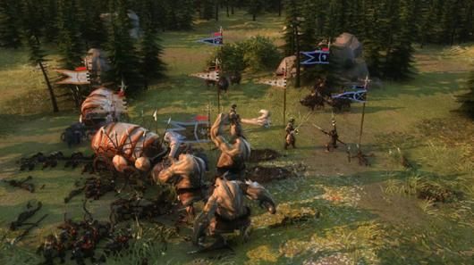 Age of Wonders 3 expansion 'Golden Realms' announced