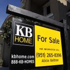 KB Home down after hours following earnings