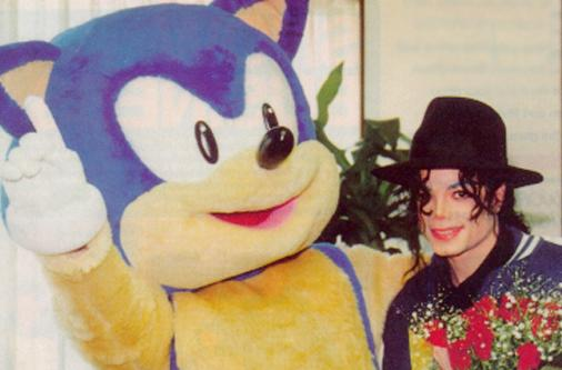 French magazine reportedly confirms MJ's involvement with Sonic 3 soundtrack
