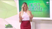 Renata Fan critica tentativa de invasão na sede social do Palmeiras: 'Isso não é torcedor, é bandidinho'