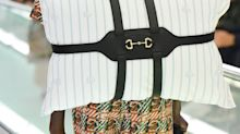 Dieses Accessoire von Gucci sorgt bei der Mailand Fashion Week für Lacher