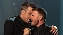 Gary Barlow praises Robbie Williams and Ayda Field for surrogate child